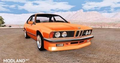 BMW M635 CSi (E24) v 2.0 [0.10.0], 1 photo